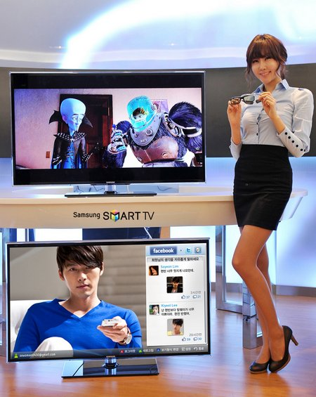 samsung smart tv glasses